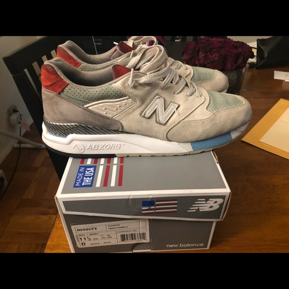 finest selection cd740 80134 Concepts x New Balance 998